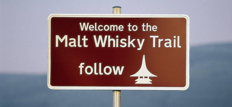 Malt Whisky Trail Follow - Ecosse