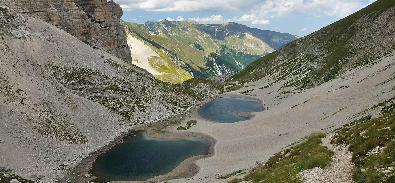 Lac de Pilate - Monts Sibyllins - Région des Marches - Italie