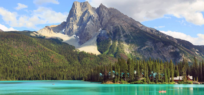 Lac Peyto - Parc national de Banff - Alberta - Canada