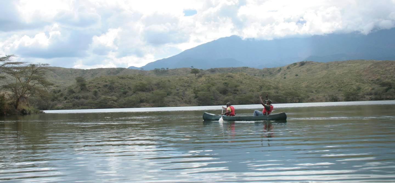 Lac Momella - Tanzanie