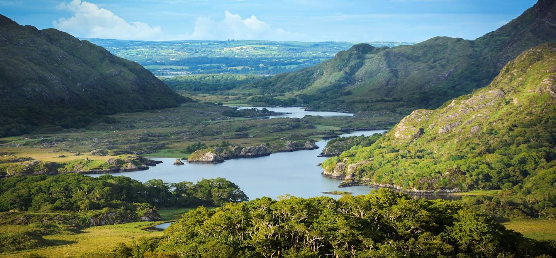 Ladies' View - Parc National de Killarney - Comté de Kerry - Irlande