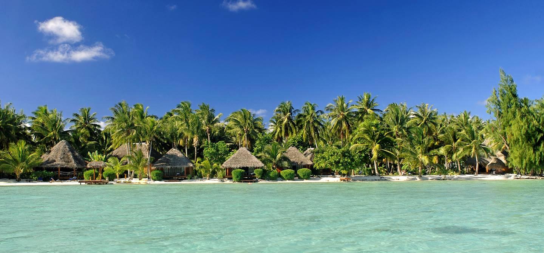 La Pirogue Taha'a - Polynésie