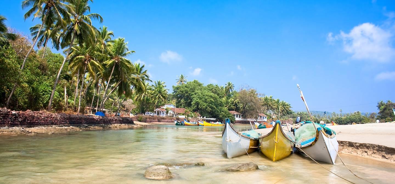 Bateaux de pêche - Inde