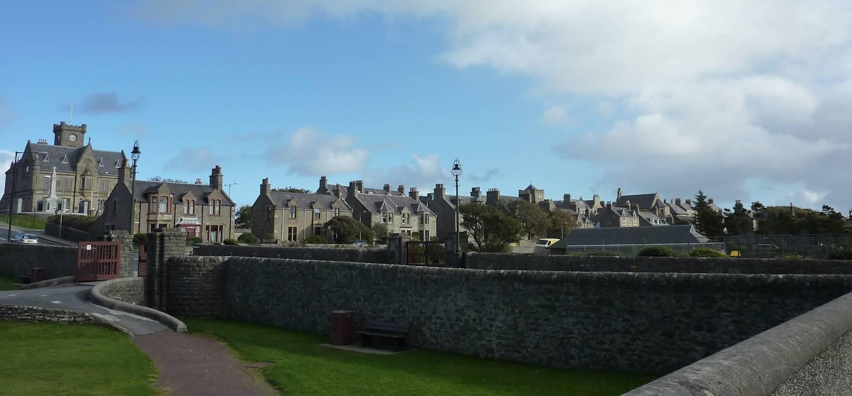 Lerwick - shetland - Ecosse