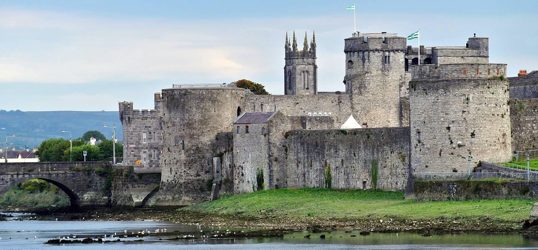 King John's castle - Limerick - Irlande