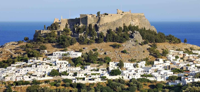 Lindos - Rhodes - Grèce