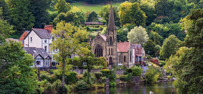Llangollen - Pays de Galles - Royaume-Uni