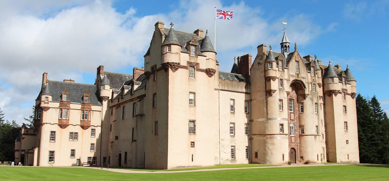 Le château de Fyvie - Fyvie - Aberdeenshire - Ecosse