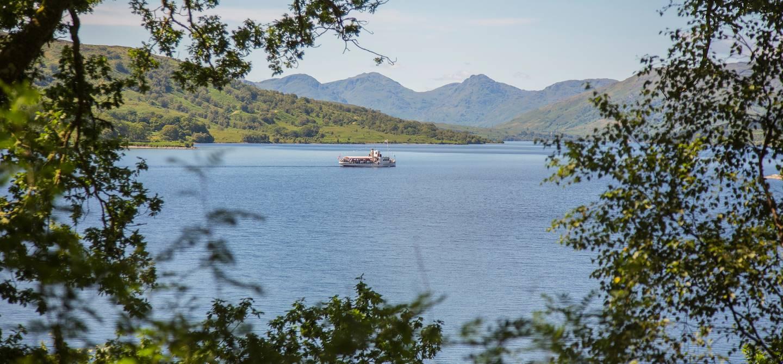 Loch Katrine - Région des Trossachs - Ecosse