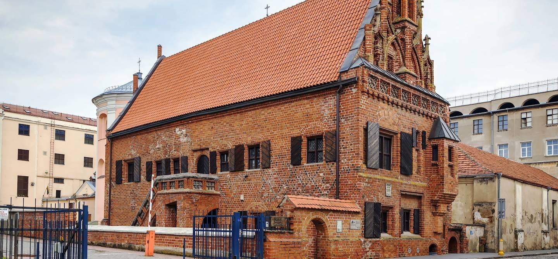 Maison de Perkunas - Kaunas - Lituanie