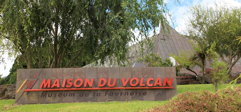 Maison du Volcan - Plaine des Cartes - La Réunion