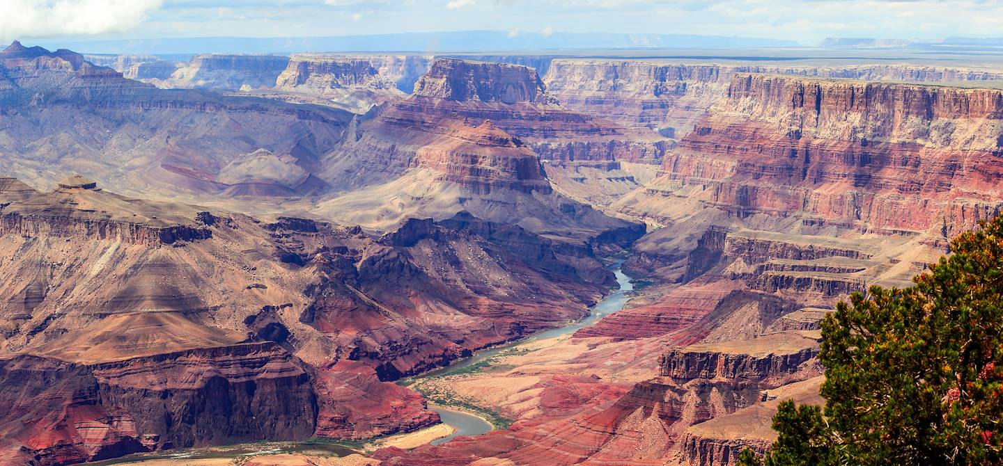 Parc national du Grand Canyon - Arizona - Etats-Unis