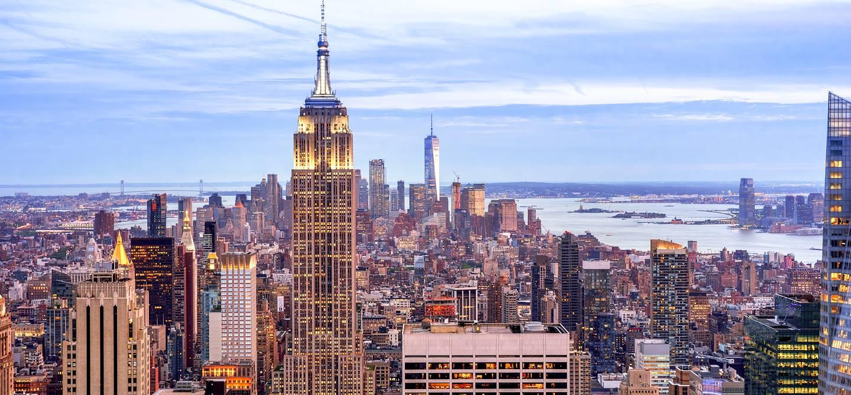 Manhattan - New-York - Etats-Unis