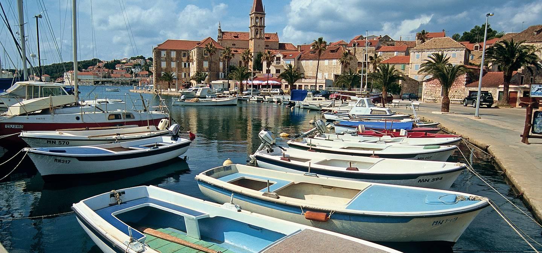 Milna - Ile de Brac - Croatie