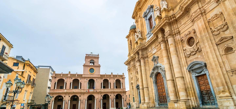 Cathédrale de Marsala - Sicile - Italie
