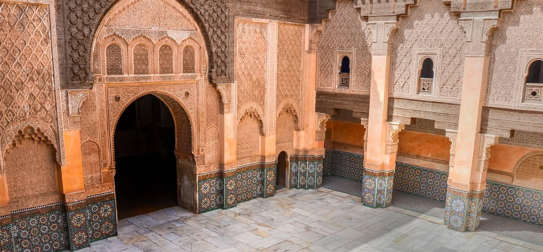 Medersa Ben Youssef - Marrakech - Maroc
