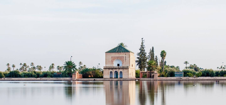 Jardins de la Menara - Maroc