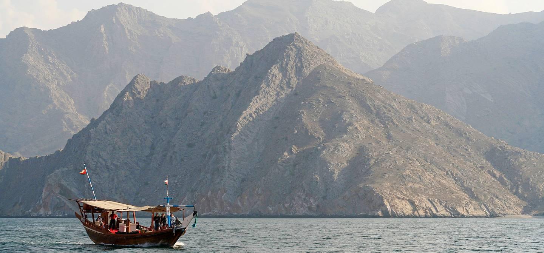 Croisière en dhow dans la Péninsule de Musandam - Oman