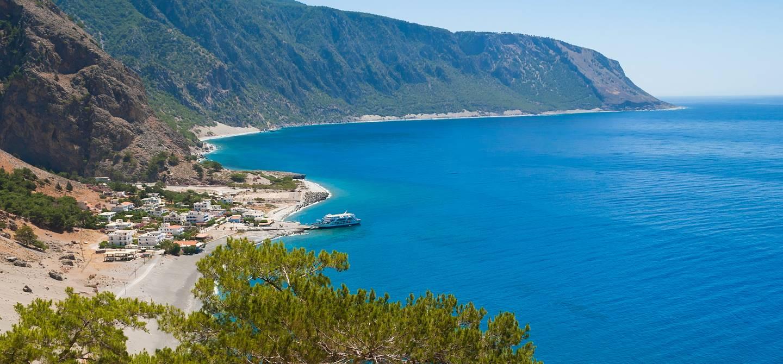 Agia Roumeli - Crète - Grèce