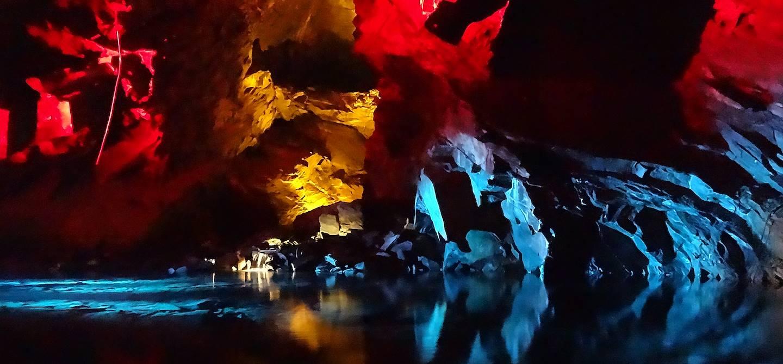Llechwedd Slate Caverns - Blaenau Ffestiniog - Pays de Galles