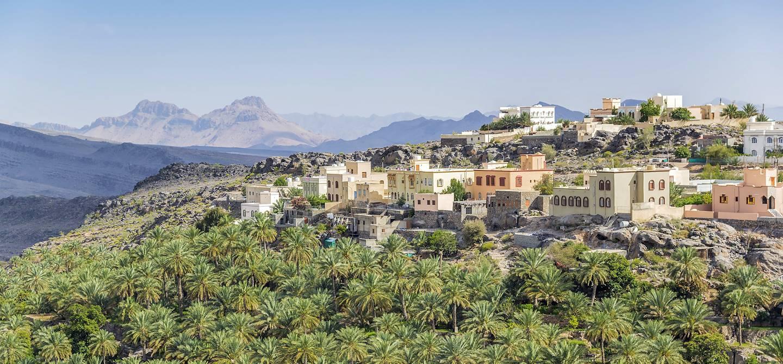 Misfah al Abreen - Oman