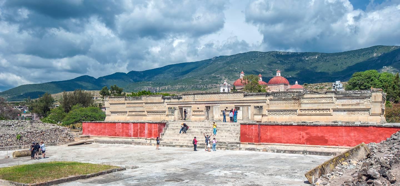Ruines de Mitla - Oaxaca - Mexique