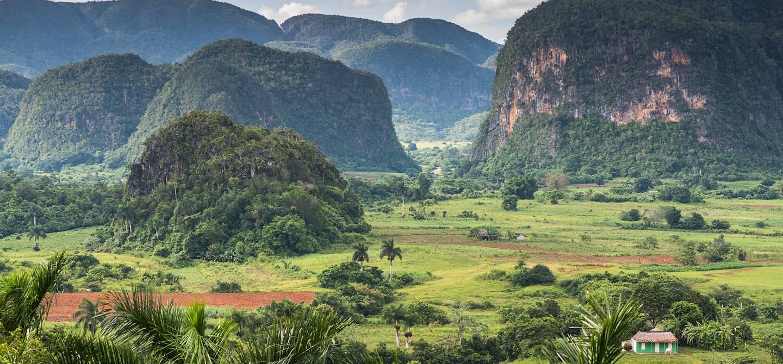 Vallée des mogotes - Vinales - Cuba