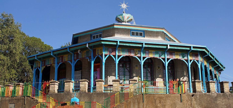 Église de Mariam - Addis-Abeba - Ethiopie