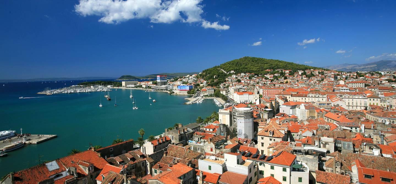 Baie de Split - Croatie