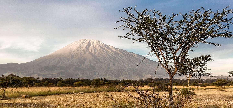 Mont Méru - Vallée du Grand Rift - Tanzanie
