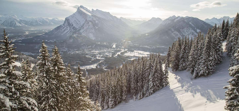 Mont Norquay - Banff - Alberta - Canada