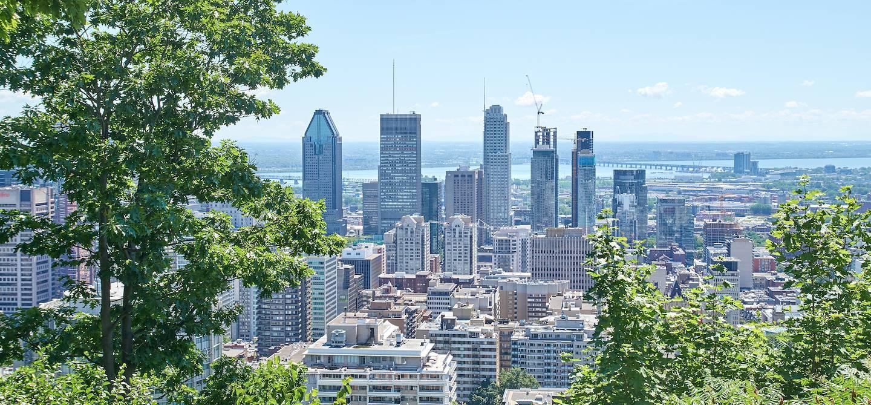 Mont Royal - Montréal - Canada