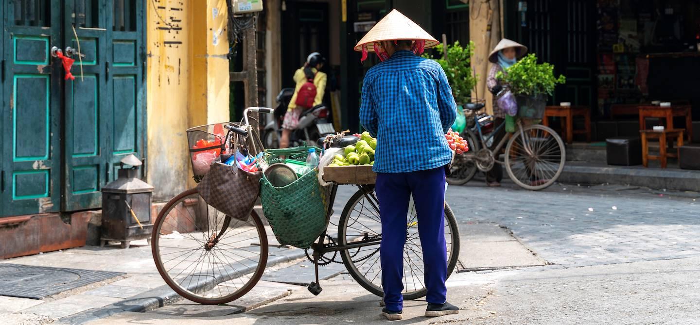 Dans les rues de Hanoi - Vietnam