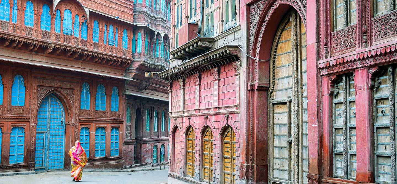 Dans les rues de Bikaner - Rajasthan - Inde