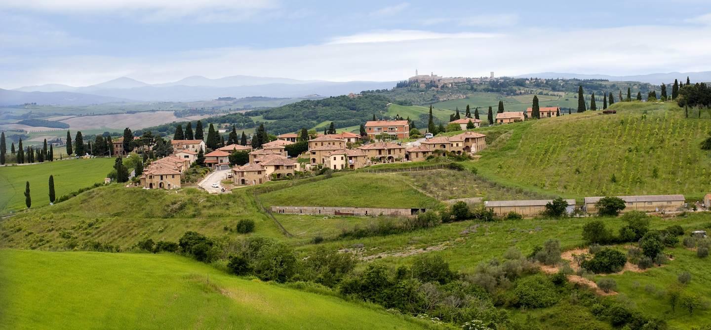 Monticello d'Alba - Toscane - Italie