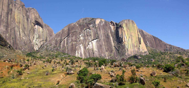 Vallée de Tsaranoro - Région Est des Hautes Terres - Madagascar