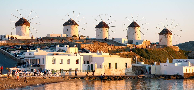 Petite Venise - Mykonos - Cyclades - Grèce