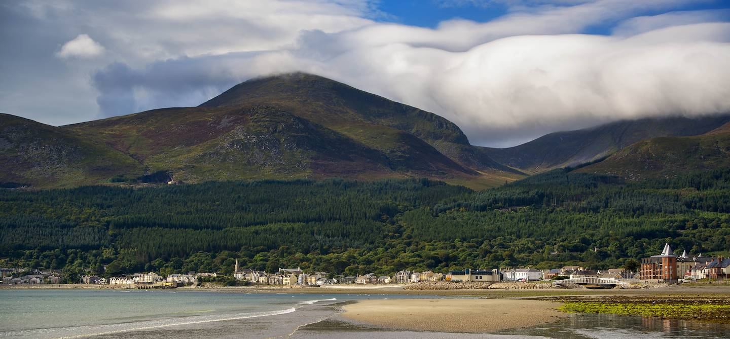 Mourne Mountains - Down - Irlande