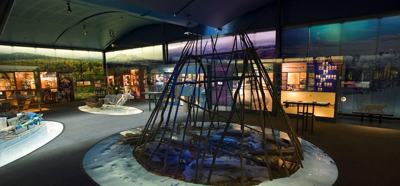 Musée de Siida - Inari - Finlande