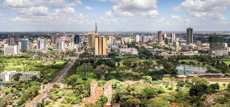 Nairobi - Comté de Nairobi - Kenya