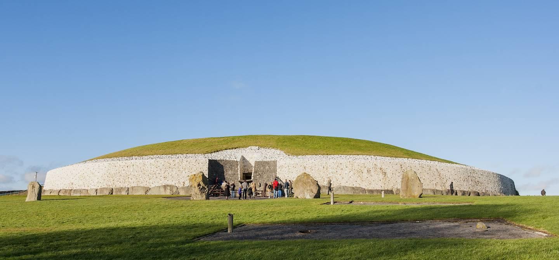 Tombeau de Newgrange - Meath - Irlande