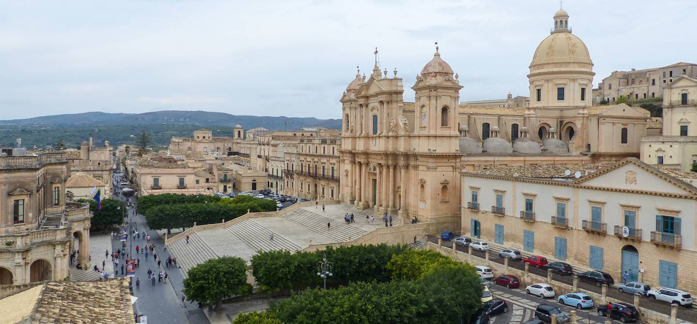 Noto - Province de Syracuse - Sicile - Italie