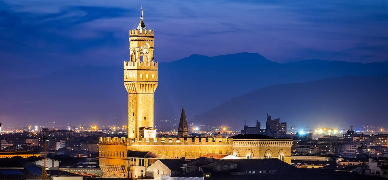 Palazzo Vecchio - Florence - Toscane - Italie