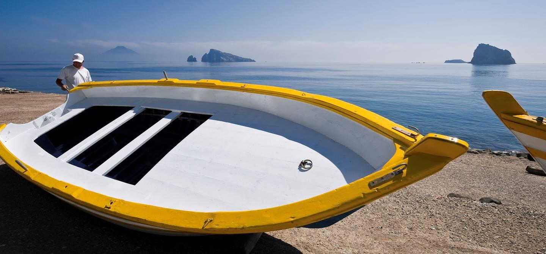 Île de Panarea - Îles Eoliennes - Sicile - Italie