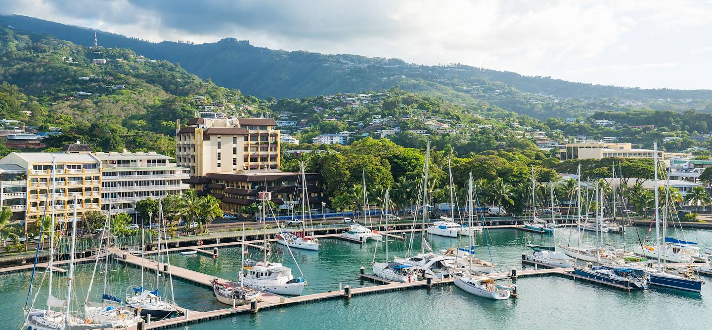 Papeete à Tahiti - Polynésie Française
