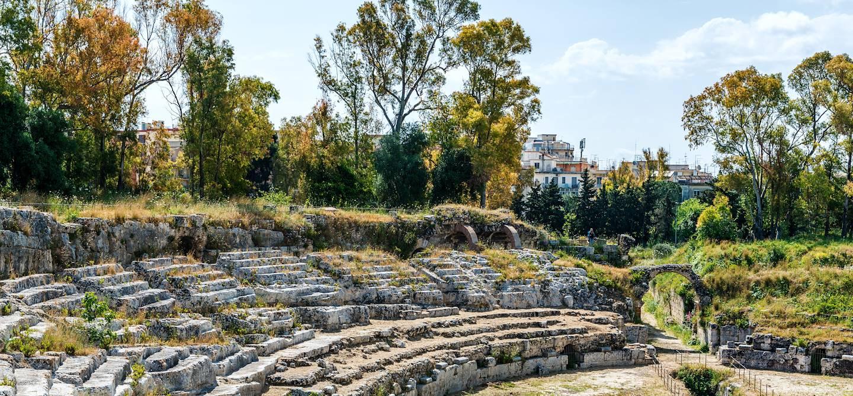 Parc archéologique de Neapolis - Syracuse - Sicile - Italie