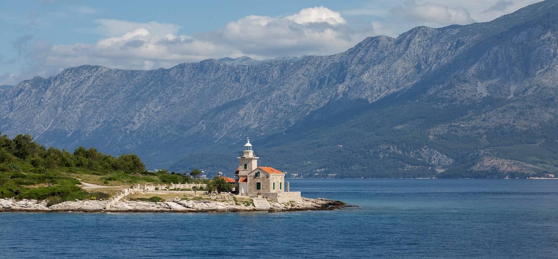 Phare de Sucuraj - Hvar - Croatie