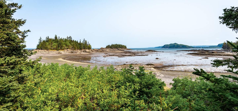 Parc national du Bic - Province de Québec - Canada