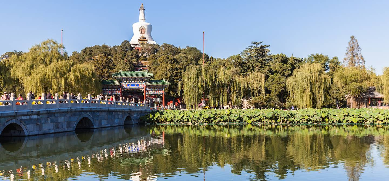 Parc Beihai - Pekin - Chine