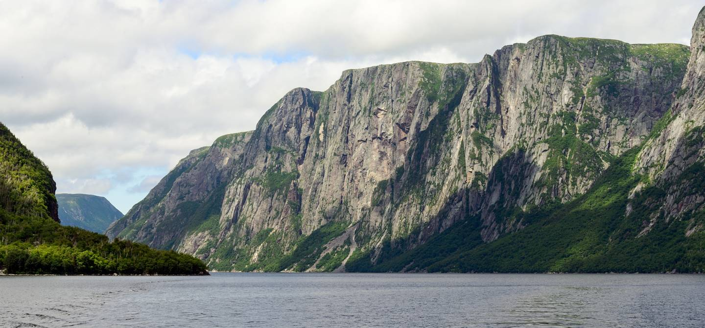 Western Brook Pond - Parc National du Gros-Morne - Newfoundland - Canada